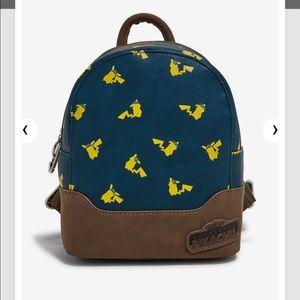 Loungefly Pokeman Detective Pikachu backpack 🎒